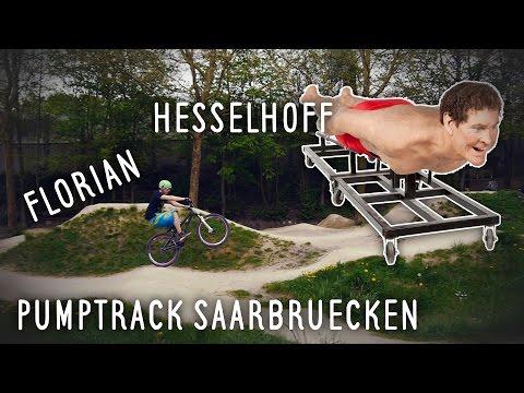 Pumptrack Saarbrücken // Florian Hess(elhoff) - Manualmania
