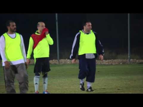 Local Football match - Qatar
