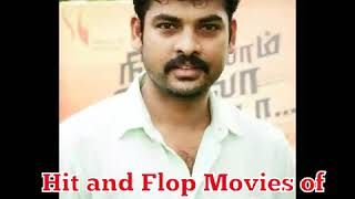 Hit and Flop Movies of Actor Vimal