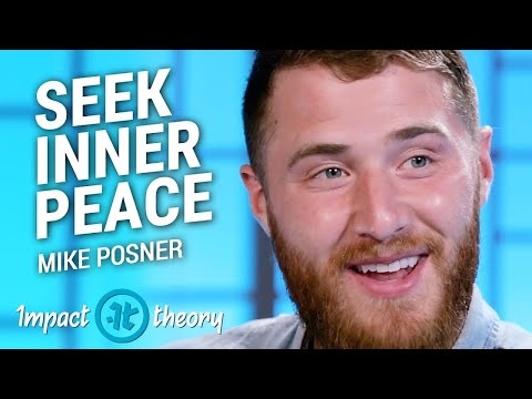 Why Success Isn't the Answer | Mike Posner on Impact Theory