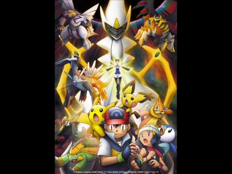 pokemon arceus and the jewel of life full movie