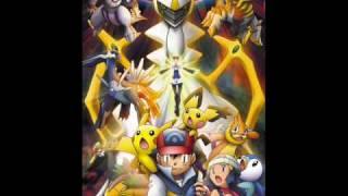 pokemon movie 12 arceus and the jewel of life theme song