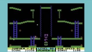 """Jumpman Junior with broken joystick (no """"UP"""")"""