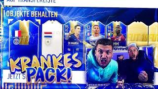 ICON + TOTS im gleichen PACK !! Das HEFTIGSTE Ligue 1 TOTS PACK !! UNGLAUBLICH  🔥😱 FIFA 19