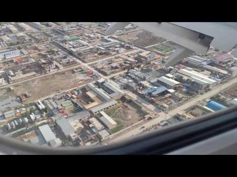 kabul international airport nice landing