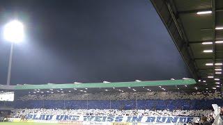 VfL Bochum - 1.FC Kaiserslautern 27.10.2015 DfB Pokal: Choreo + Making of