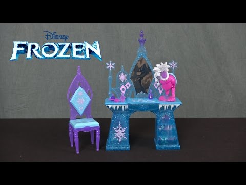 Disney Frozen Snow Glimmer Vanity from Hasbro
