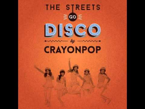 [MP3/DL] 02. Crayon Pop (크레용팝) - Dancing Queen 2.0