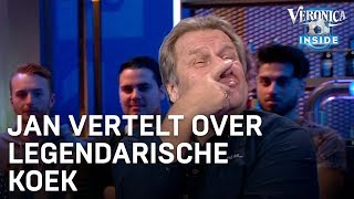 Jan vertelt over legendarische koek | VERONICA INSIDE