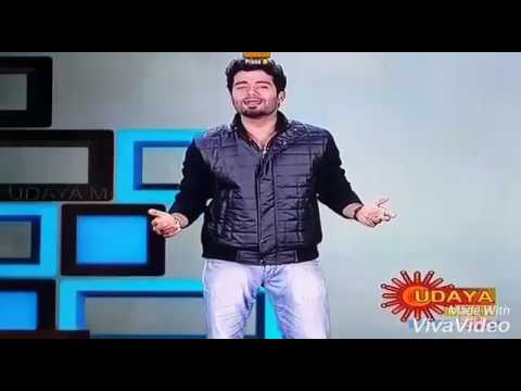 Milind Gaonkar - UDAYA MUSIC Anchor - Live Request - Monday To Friday 12PM To 01PM