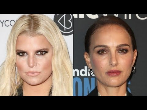 Jessica Simpson Calls Out Natalie Portman For Shaming Her Bikini Pic