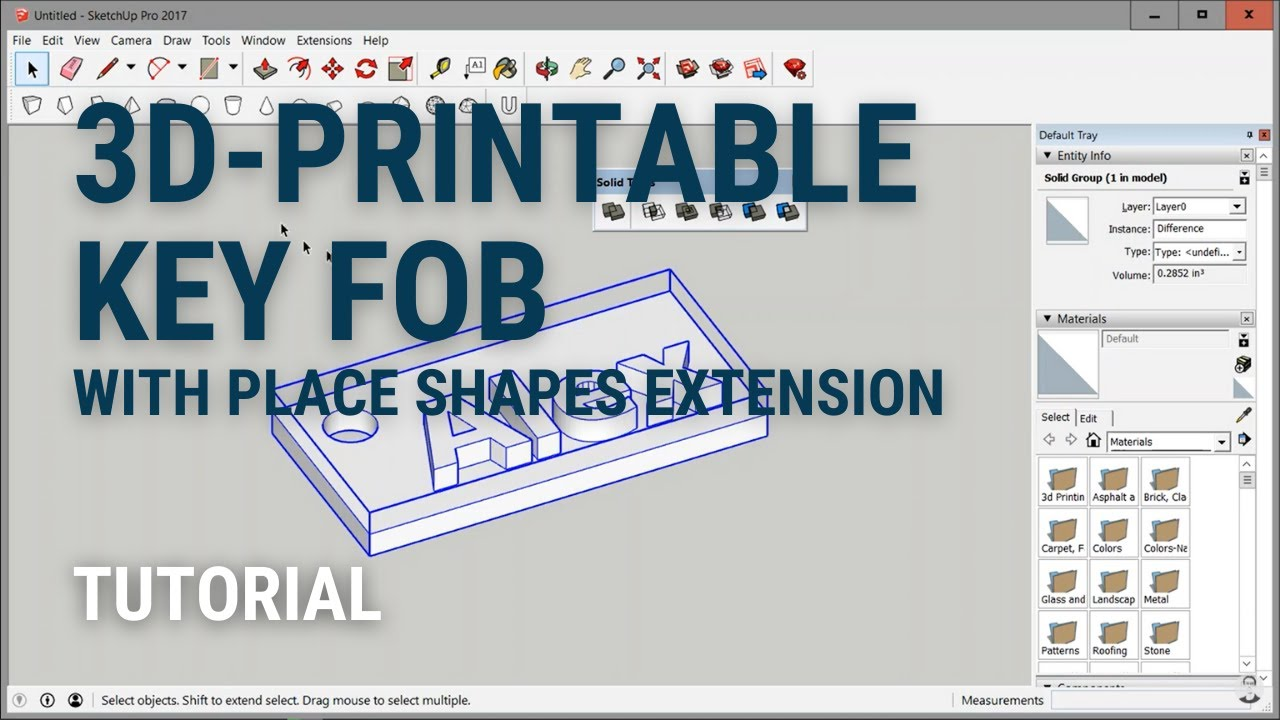 youtube how to use the bz toolbar in sketchup