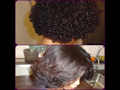 Como alisar el cabello crespo naturalmente hombres