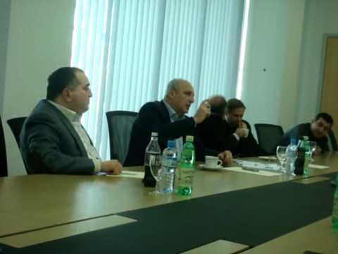 Вано Мерабишвили о реформе