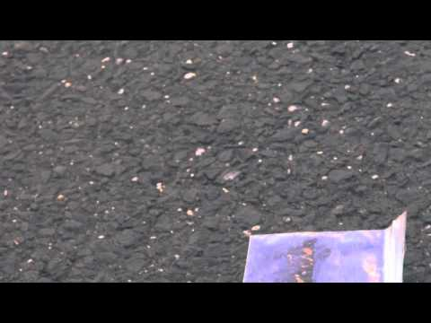 The Black radioactive materials has came from Minamisoma Fukushima Prefecture 日立市