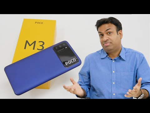 Poco M3 Review The Spicy Budget Smartphone or Meh
