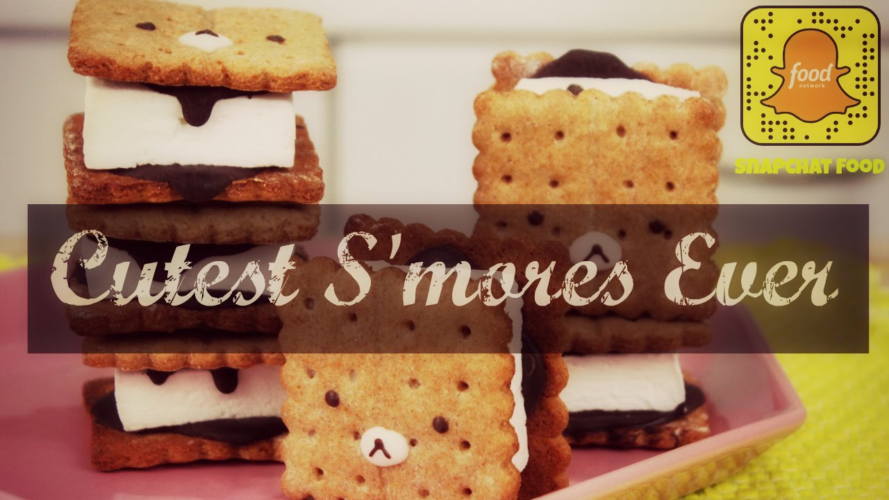 Cutest smores ever food recipes snapchat story youtube cutest smores ever food recipes snapchat story forumfinder Choice Image