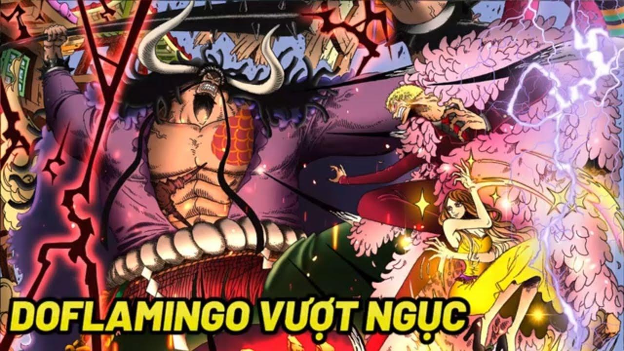 DOFLAMINGO Vượt Ngục Impel Down    Lá Bài Quan Trọng Giúp KAIDO Sau Arc Wano!!