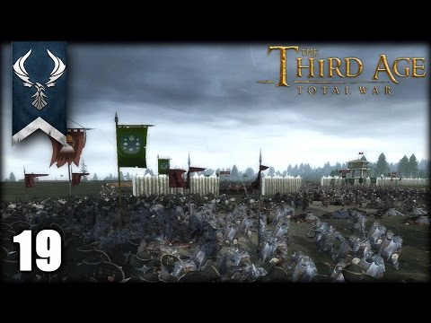FIRST STAGE COMPLETED! - Third Age: Divide & Conquer - Northern Dunedain #19