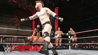 Baixar - Dolph Ziggler Vs Sheamus Rusev King Barrett Elimination Tag Team Match Raw March 7 2016 Grátis