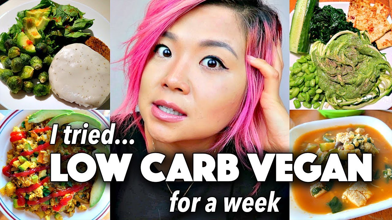 non carb vegan diet