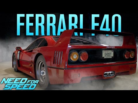 THE DO-IT-ALL FERRARI F40? | Need For Speed 2015 Gameplay