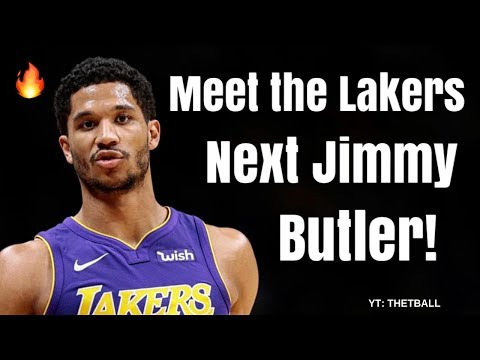 Meet the Los Angeles Lakers NEXT Jimmy Butler! | Future ALL-STAR Next to LeBron James & Lonzo Ball?