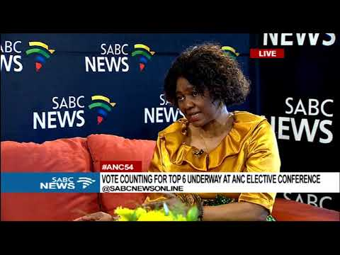 Hlengiwe Mkhize on free tertiary education and the ANC conference