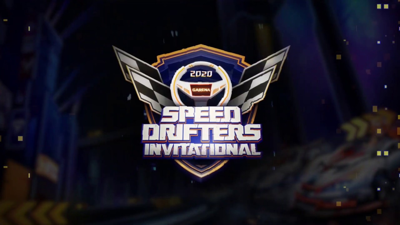 Garena Speed Drifters Invitational - Anuncio Oficial