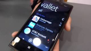 Windows Phone 8 and Wallet