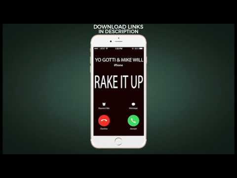 Rake It Up Ringtone - Yo Gotti & Mike Will Ft. Nicki Minaj