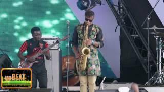 Nairobi Horns performing Elani