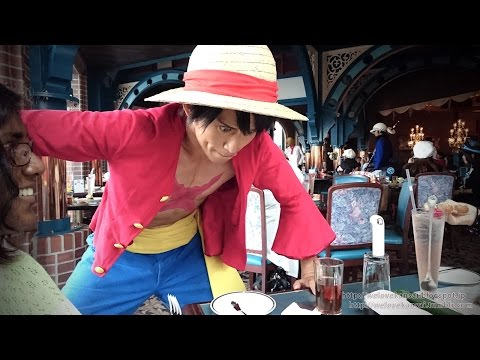ワンピース One Piece Sanji's Oresama Restaurant Baratie