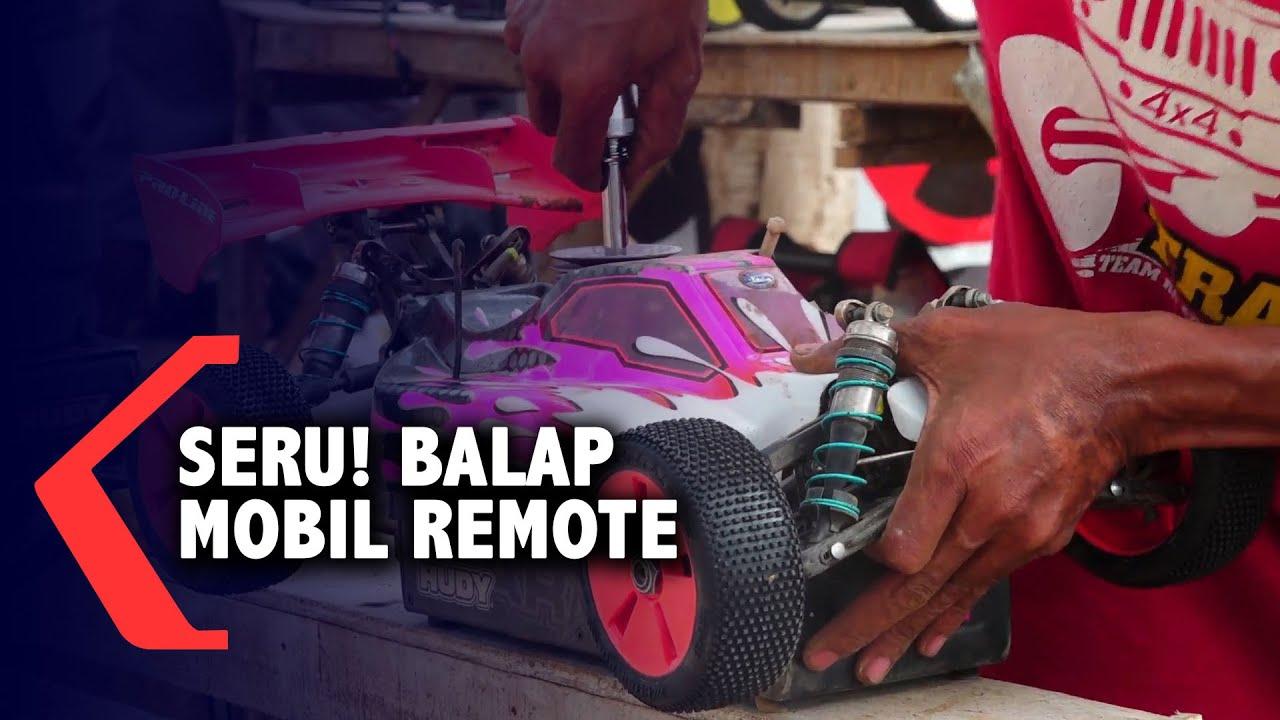 Seru Balap Mobil Remote Control Berkecepatan 80 Kilometer Per Jam Youtube