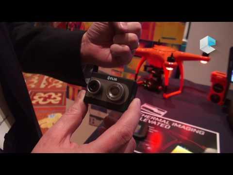 Flir One USB-C, Flir One Pro, Flir Duo and Duo R for drones, Flir C3 Thermal Camera