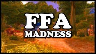"Grubby | ""FFA MADNESS"" | Warcraft 3 | Orc | Monsoon"