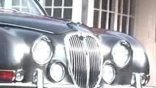 Jaguar 3.8S - World's First S-Type - 1963