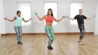 3-Minute Light or No Weight Arm Workout