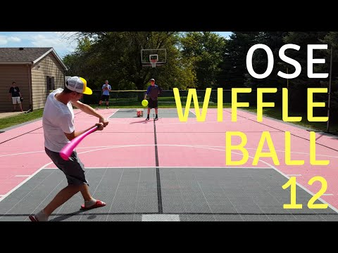Thumbnail: Wiffle Ball 12 - TRADE! - Labor Day Weekend Game - Bash Bros vs. Twins Game 4 - 7 innings