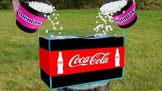 Experiment: Mentos and Coca Cola