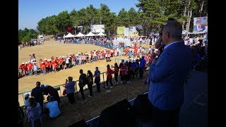 Osmaniye Belediyesi 25. Zorkun Yaylası Çocuk Şenliği Yoğun Katılım ve Coşkuyla Tamamlandı