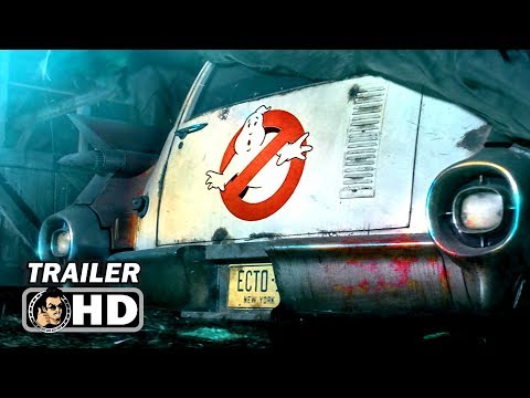 Pat McMahon - Ghostbusters 3 Announced: Check Out The Official Trailer!