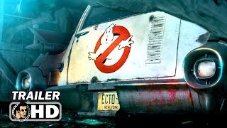 GHOSTBUSTERS 3 Teaser Trailer (2020) Bill Murray Sci-Fi Movie HD