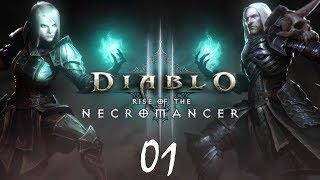 Прохождение Diablo III: Reaper of Souls за Некроманта #01