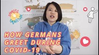 INSI德R | 德國人打招呼,到底是要握手還是擁抱?(同場加映)武漢肺炎期間,德國人又是如何降低肢體接觸地打招呼呢?