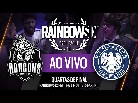 FINAIS MUNDIAIS - RAINBOW SIX PRO LEAGUE #R6ProLeagueBR