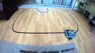 20150221 lego nxt line follower robot