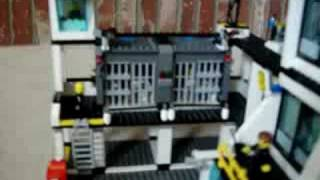 lego police station review (2008)