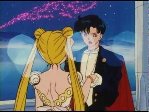 Sailor moon занимается сексос с мамору