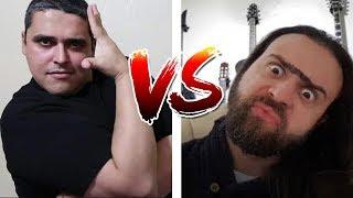 Velberan versus Nando Moura, Olavo de Carvalho, RK Play, Wallace Pop, Mario Vai Com As Outras